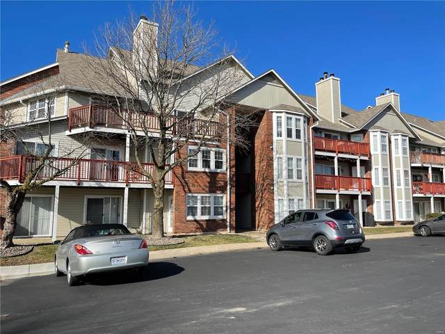 423 Shirley Ridge #423, Saint Charles, MO 63304 (#21004038) :: Clarity Street Realty