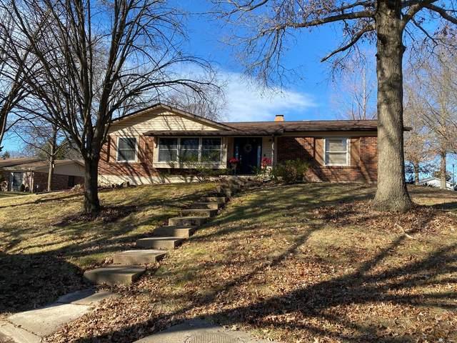 572 Monroe Mill Drive, Ballwin, MO 63011 (#21004051) :: Parson Realty Group