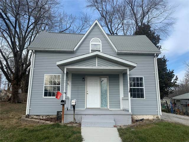 106 E Madison Street, O'Fallon, IL 62269 (#21004068) :: St. Louis Finest Homes Realty Group
