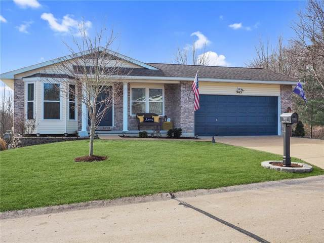 965 Falcon Drive, Imperial, MO 63052 (#21004086) :: Clarity Street Realty