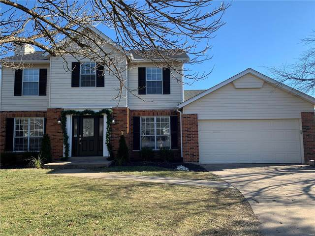 16506 Oak Forest, Wildwood, MO 63011 (#21004102) :: Parson Realty Group