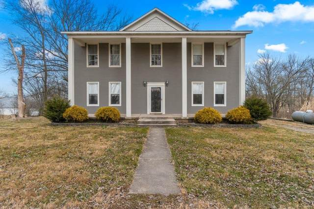 274 County Road 454, Oak Ridge, MO 63769 (#21004125) :: Clarity Street Realty