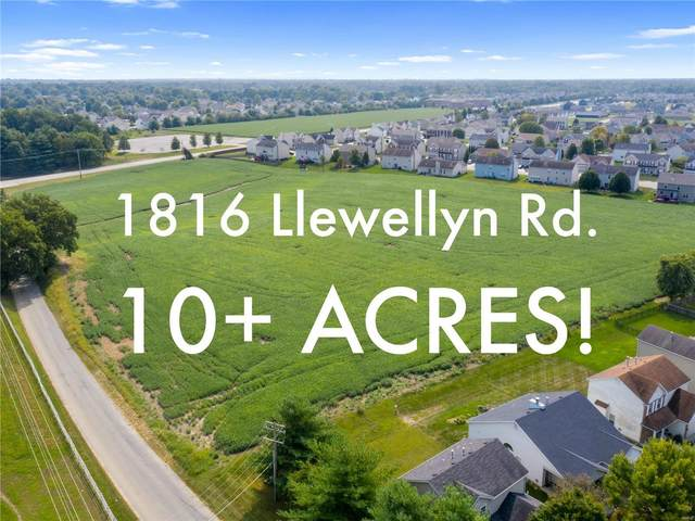 1816 Llewellyn Road, Swansea, IL 62223 (#21004128) :: The Becky O'Neill Power Home Selling Team