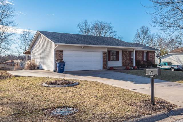 32 Weatherby Drive, Saint Peters, MO 63376 (#21004140) :: Jeremy Schneider Real Estate