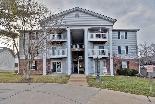 4539 Little Rock Road J, St Louis, MO 63128 (#21004166) :: PalmerHouse Properties LLC