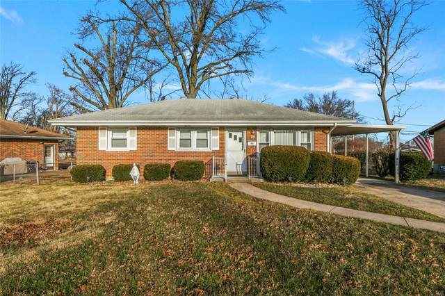 75 Calbreath, Florissant, MO 63031 (#21004174) :: Clarity Street Realty