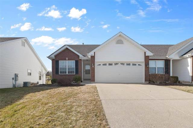611 Grayhawk Circle, Wentzville, MO 63385 (#21004176) :: Parson Realty Group