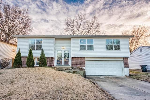 11826 Boward Court, Maryland Heights, MO 63043 (#21004180) :: Peter Lu Team