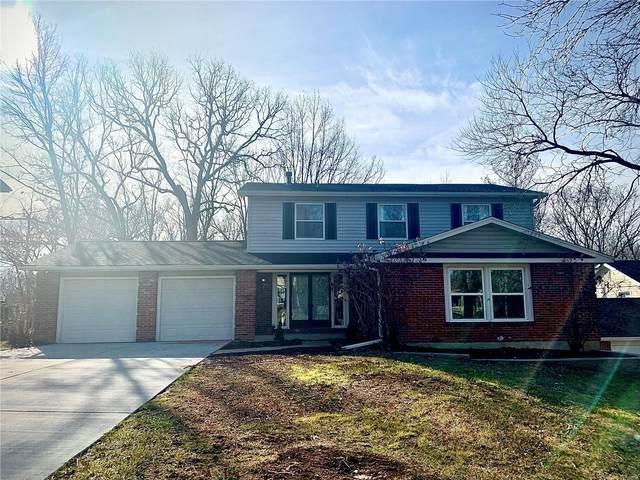 1688 Sunny Ridge Road, Ellisville, MO 63011 (#21004181) :: RE/MAX Vision