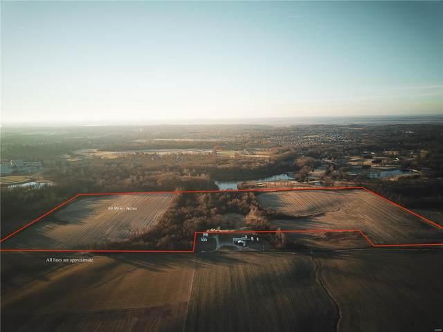 0 Winter Lane, Godfrey, IL 62035 (#21004200) :: RE/MAX Vision