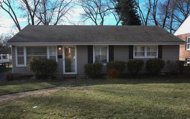 1209 Missouri Avenue, Kirkwood, MO 63122 (#21004208) :: RE/MAX Vision