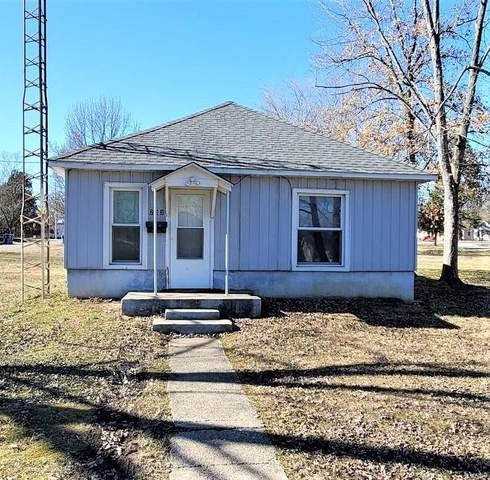 203 S Brown, BENTON, IL 62812 (#21004210) :: RE/MAX Professional Realty