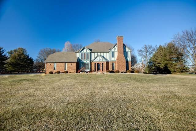 17 W Waters Edge Drive, Shiloh, IL 62221 (#21004259) :: Hartmann Realtors Inc.