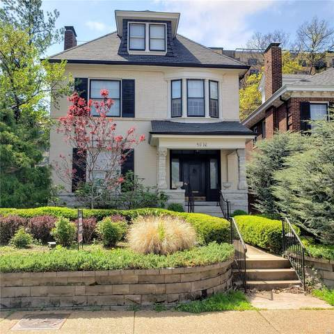 4632 Maryland Avenue, St Louis, MO 63108 (#21004286) :: Clarity Street Realty