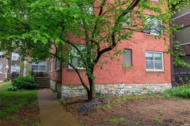 5576 Pershing Avenue #21, St Louis, MO 63112 (#21004290) :: Realty Executives, Fort Leonard Wood LLC