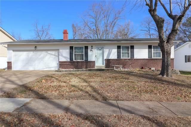455 Burncoate Drive, St Louis, MO 63129 (#21004294) :: Jeremy Schneider Real Estate