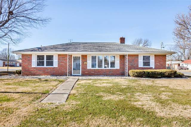 41 N Madison Street, TRENTON, IL 62293 (#21004340) :: Fusion Realty, LLC