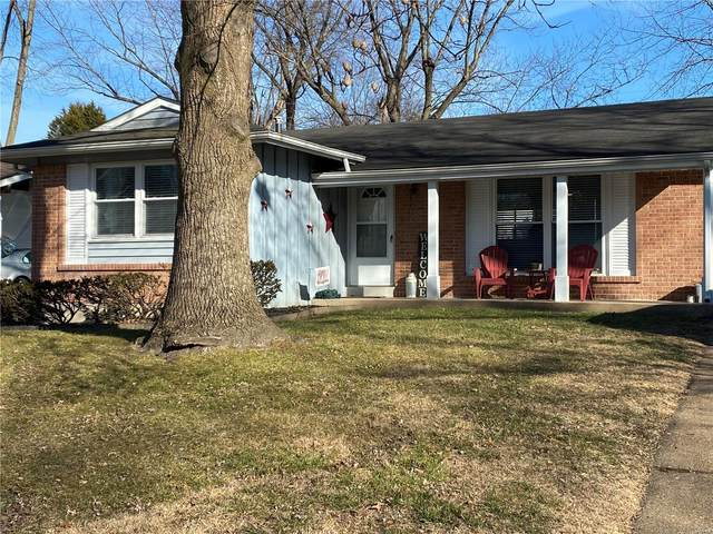 2246 Murray Forest, Maryland Heights, MO 63043 (#21004362) :: Parson Realty Group