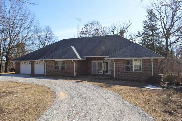 31470 Bartlett Road, Brighton, IL 62012 (#21004363) :: St. Louis Finest Homes Realty Group