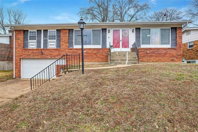 10577 Copperfield Drive, St Louis, MO 63123 (#21004426) :: RE/MAX Vision