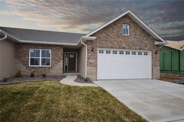 7115 Remington Villa Drive, Maryville, IL 62062 (#21004463) :: Hartmann Realtors Inc.