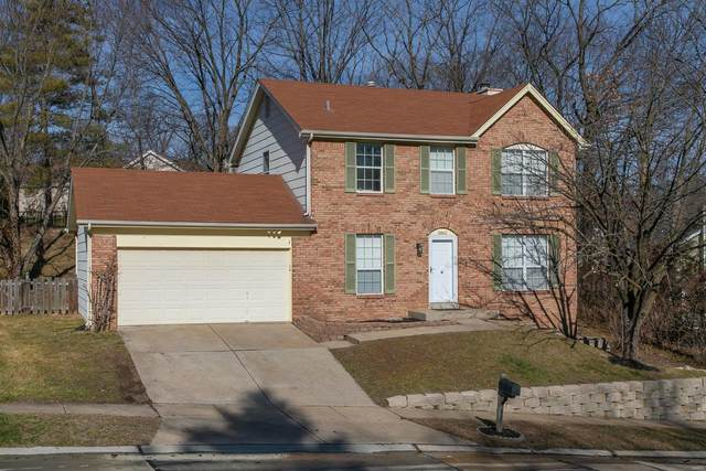 3862 Gallo Drive, Saint Charles, MO 63304 (#21004477) :: St. Louis Finest Homes Realty Group