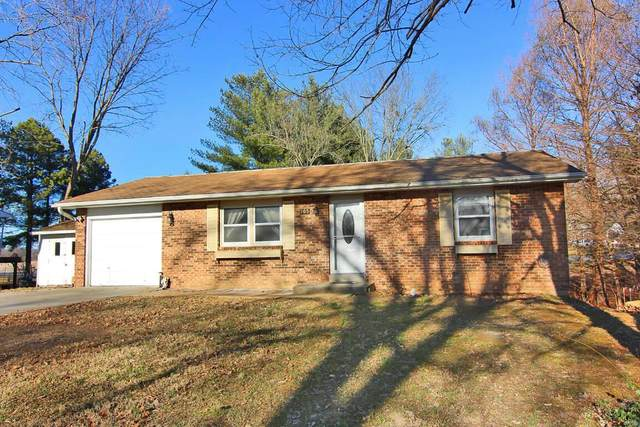 205 E Ora Lee, Jackson, MO 63755 (#21004528) :: St. Louis Finest Homes Realty Group