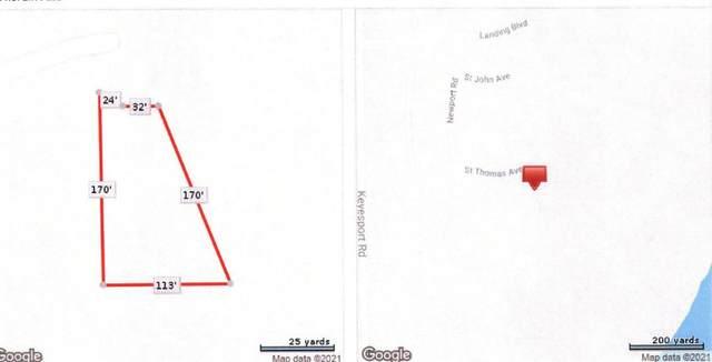 0 St Thomas Street, KEYESPORT, IL 62253 (#21004531) :: Parson Realty Group