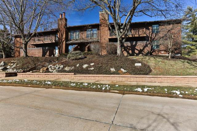 2001 Trailcrest Lane #8, Kirkwood, MO 63122 (#21004533) :: Matt Smith Real Estate Group