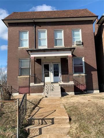 4401 Harris Avenue, St Louis, MO 63115 (#21004539) :: Hartmann Realtors Inc.