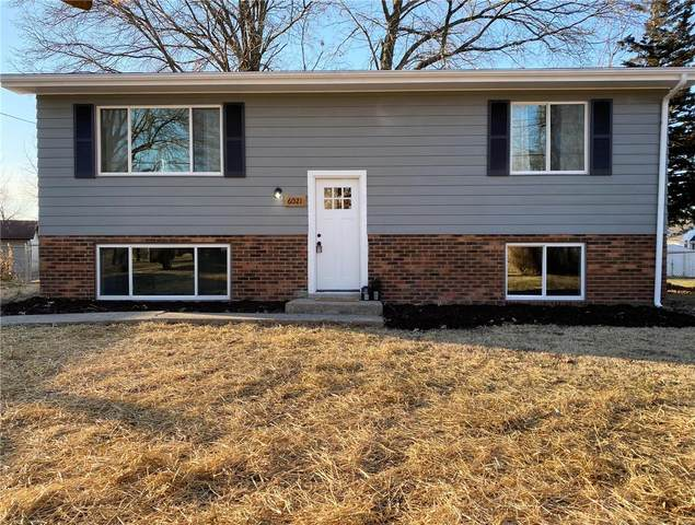 6021 Old Alton Road, Granite City, IL 62040 (#21004557) :: Hartmann Realtors Inc.