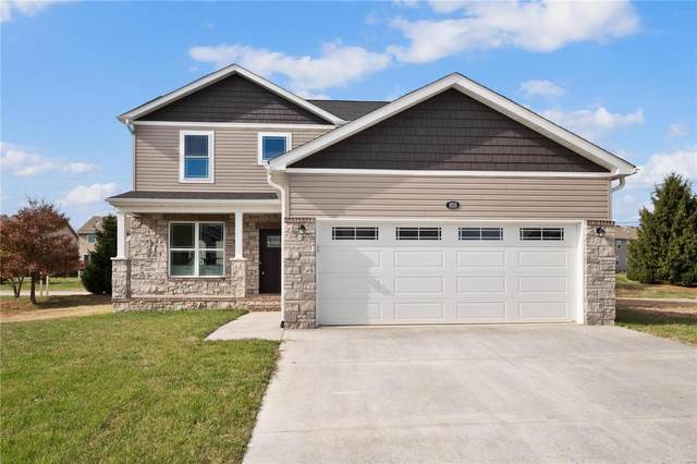 824 Bassett Street, O'Fallon, IL 62269 (#21004566) :: Matt Smith Real Estate Group