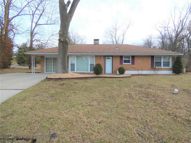 2 Cheshire, Belleville, IL 62223 (#21004589) :: Clarity Street Realty