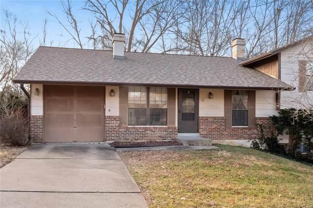 34 Telluride Drive, Saint Peters, MO 63376 (#21004596) :: PalmerHouse Properties LLC