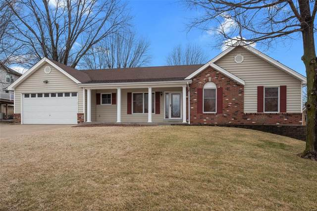 2892 Danube Way, Saint Charles, MO 63301 (#21004613) :: Matt Smith Real Estate Group