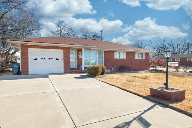 903 Cedar Drive, Wood River, IL 62095 (#21004614) :: Tarrant & Harman Real Estate and Auction Co.