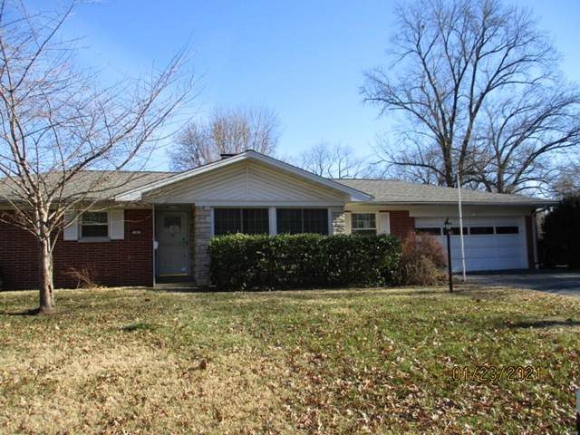 6 Fawnlilly Drive, Belleville, IL 62221 (#21004615) :: RE/MAX Vision