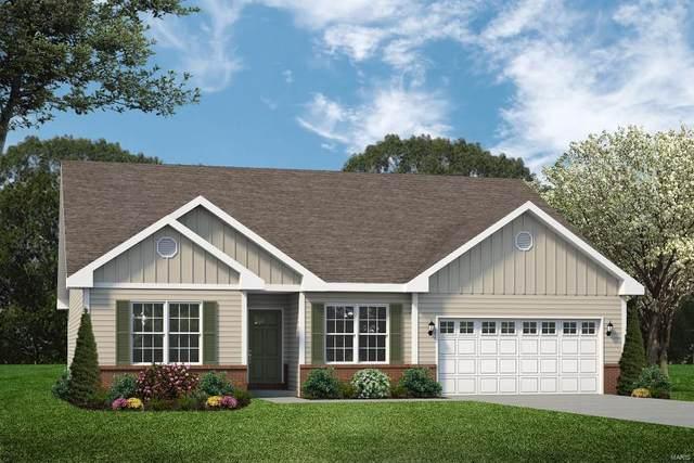 314 Carta Drive, Shiloh, IL 62221 (#21004618) :: Fusion Realty, LLC