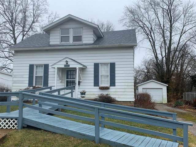 408 South Street, Collinsville, IL 62234 (#21004654) :: Realty Executives, Fort Leonard Wood LLC