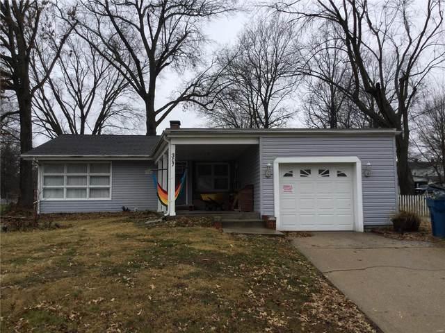 307 S Hickory Street, Troy, IL 62294 (MLS #21004664) :: Century 21 Prestige