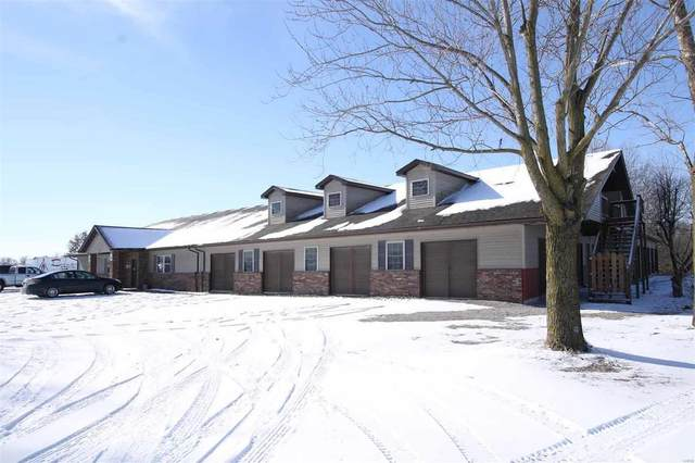 15281 State Highway 109, Dow, IL 62022 (#21004675) :: Hartmann Realtors Inc.