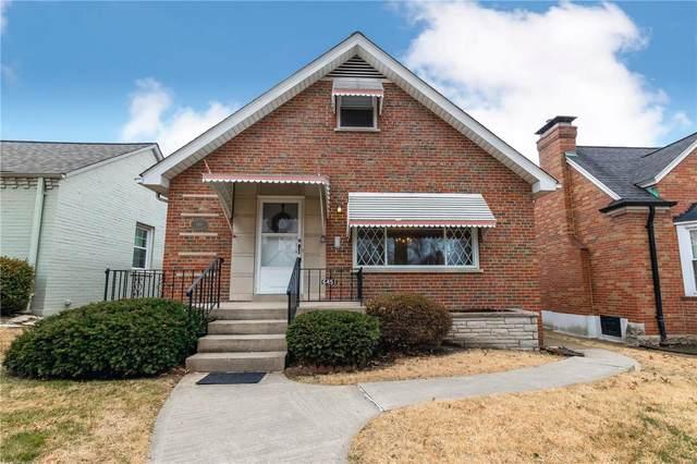 6451 Sutherland Avenue, St Louis, MO 63109 (#21004698) :: Hartmann Realtors Inc.