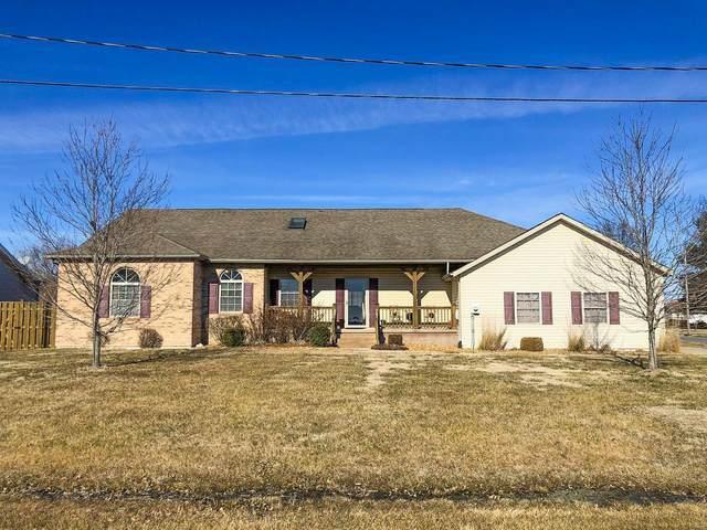 511 E Colfax Street, MOUNT OLIVE, IL 62069 (#21004720) :: Realty Executives, Fort Leonard Wood LLC