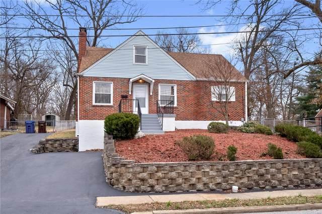 116 Adelle Avenue, St Louis, MO 63135 (#21004748) :: PalmerHouse Properties LLC