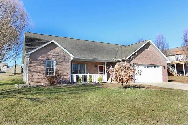 135 Braun Crossing, Jackson, MO 63755 (#21004751) :: PalmerHouse Properties LLC