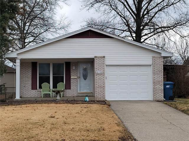 618 Yale Avenue, Edwardsville, IL 62025 (#21004792) :: Fusion Realty, LLC