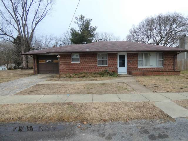 309 Strong Avenue, Collinsville, IL 62234 (#21004800) :: St. Louis Finest Homes Realty Group