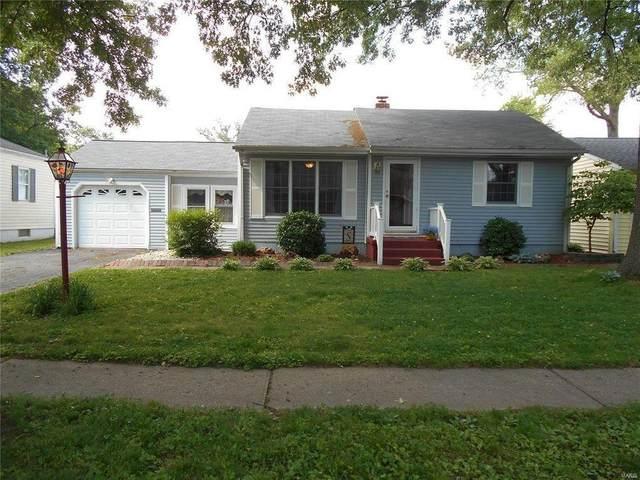 1840 Spring Avenue, Granite City, IL 62040 (#21004802) :: Jeremy Schneider Real Estate