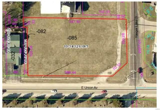 1451 E Union Avenue, LITCHFIELD, IL 62056 (#21004826) :: Realty Executives, Fort Leonard Wood LLC