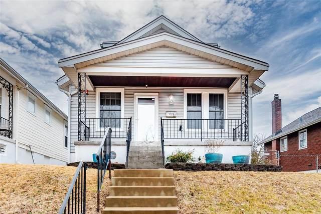 4428 S 38th Street, St Louis, MO 63116 (#21004839) :: Hartmann Realtors Inc.